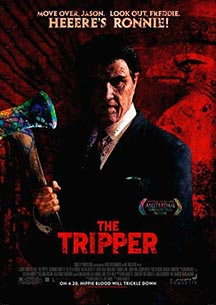 cine slasher the tripper ronald reagan El Republicano (The Tripper) cine slasher the tripper