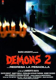 cine zombies demons 2 demons Demons 2 cine zombies demons 2  Cine Fantástico, cine de terror y cine independiente cine zombies demons 2