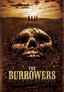 cine terror the burrowers western