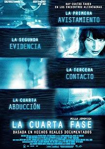 cine fantastico cuarta fase Cuarta Fase La Cuarta Fase (The Fourth Kind) cine fantastico cuarta fase