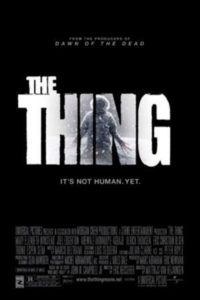 La Cosa (The Thing) the thing 2011 poster 200x300