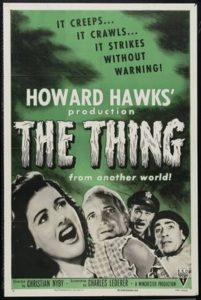 La Cosa (The Thing) the thing from another word 9 201x300