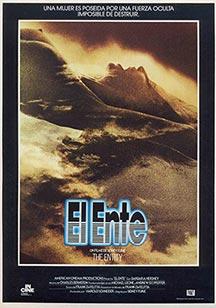 cine terror el ente  El Ente (The Entity) cine terror el ente