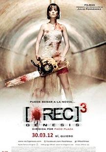 cine zombies rec 3 REC 3 Génesis REC 3 Génesis cine zombies rec 3
