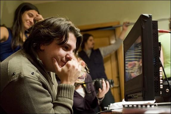 fotofija del cortometraje 8 RAÚL CEREZO, de profesión CINEASTA (I) RAÚL CEREZO, de profesión CINEASTA (I) 8 el cortometraje 3