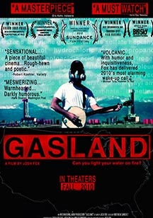 cine documental gasland