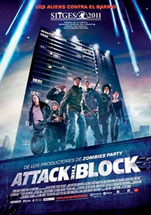 cine fantastico attack the block Attack The Block Attack The Block cine fantastico attack the block