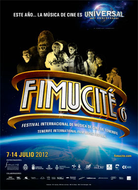 FIMUCITÉ 2012 celebra el centenario de los estudios Universal FIMUCITÉ 2012 celebra el centenario de los estudios Universal fimucite universal