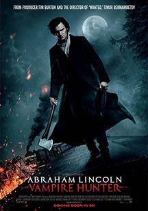 cine accion abraham lincoln cazador de vampiros Abraham Lincoln Abraham Lincoln: Cazador de Vampiros cine accion abraham lincoln cazador de vampiros