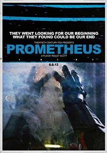 ine fantastico prometheus PROMETHEUS PROMETHEUS cine fantastico prometheus