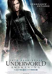 cine terror underworld awakening underworld: el despertar