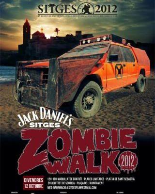 SITGES 2012, preparaos para la Zombie Walk SITGES 2012, preparaos para la Zombie Walk zombiewalk 2012 320x400