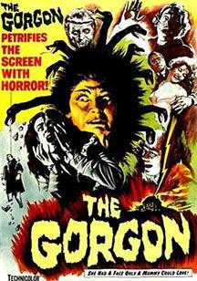 cine terror clasico la gorgona la gorgona La Gorgona (The Gorgon) cine terror clasico la gorgona