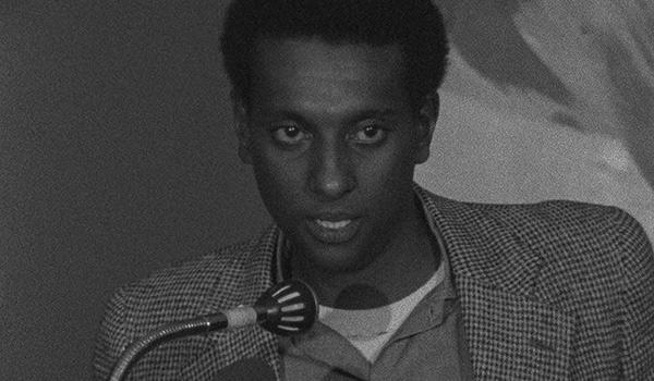 Stokely Carmichael en The Black Power Mixtape 1967-1975 the black power mixtape