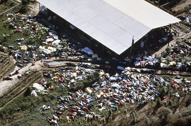 jonestown suicidio colectivo inducido the sacrament
