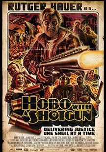 cine serie z hobo with a shotgun