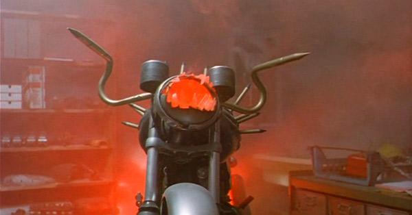 Yo compré una moto vampiro