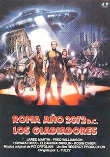 cine serie z roma ano los gladiadores gladiadores Roma año 2072 D.C. Los Gladiadores cine serie z roma ano los gladiadores