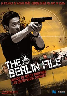 cine asiatico the berlin file berlin file cine asiático