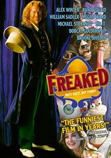 cine serie z freaked freaked Freaked cine serie z freaked  Cine Fantástico, cine de terror y cine independiente cine serie z freaked
