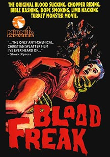 cine serie z blood freak