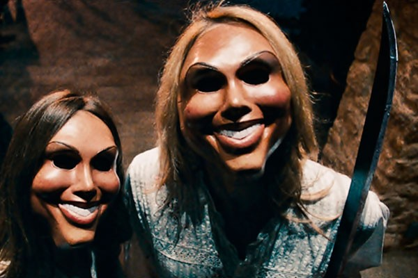 The Purge dirigida por James DeMonaco