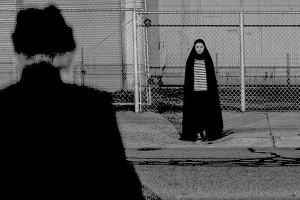 A girl walks home alone at night roland emerich Sitges 2014 con Roland Emmerich a girls walk home alone at night