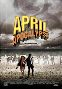 cine zombies april apocalypse