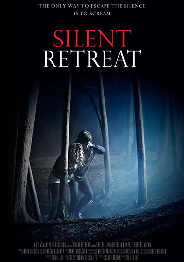 silent retreat Silent Retreat silent retreat poster