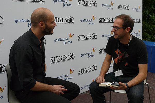 entrevista de fiebre de cabina a fabrice du welz en el festival de sitges 2014 Fabrice du Welz Entrevista a Fabrice du Welz entrevista de fiebre de cabina a fabrice du welz en el festival de sitges 2014