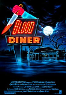 cine serie z blood dinner Fonda Sangrienta