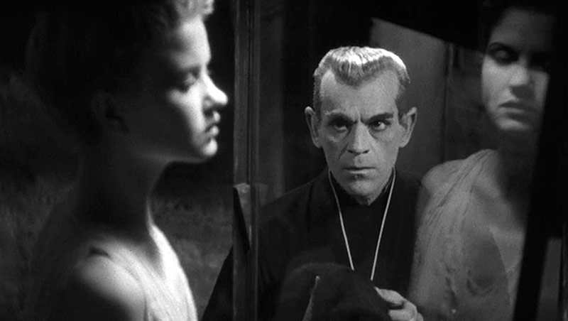 satanás the black cat 1934 karloff satanás the black cat