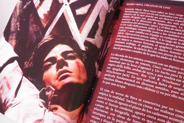 orgía de sangre ORGÍA DE SANGRE en DVD orgia de sangre libreto destacado