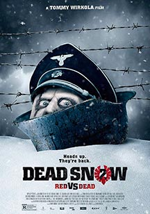 cine zombies dead snow 2 zombis nazis Zombis Nazis 2 Red Vs. Dead cine zombies dead snow 2  Cine Fantástico, cine de terror y cine independiente cine zombies dead snow 2