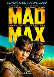 cine accion mad max fury road mad max furia en la carretera