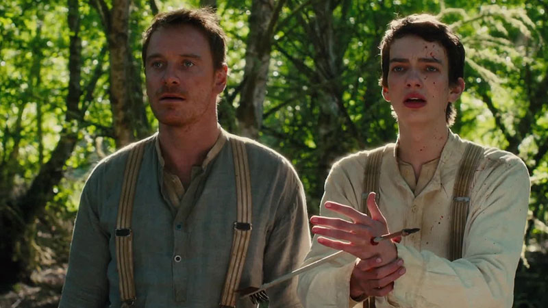 critica slow west Michael Fassbender 2015