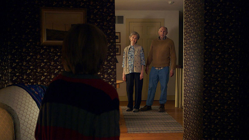 la visita the visit critica M Night Shyamalan