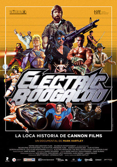 critica dvd electric boogaloo la loca historia de cannon films 39 escalones electric boogaloo Electric Boogaloo critica Electric Boogaloo la loca historia de Cannon Films