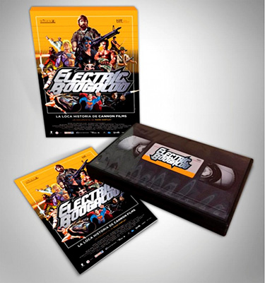 dvd electric boogaloo la loca historia de cannon films electric boogaloo Electric Boogaloo dvd electric boogaloo la loca historia de cannon films
