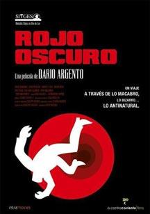 cine giallo rojo oscuro rojo oscuro Rojo Oscuro (Profondo Rosso) cine giallo rojo oscuro