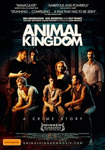 critica animal kingdom thriller