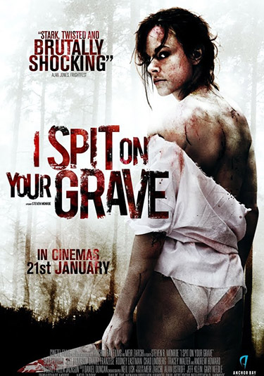 critica i spit on your grave 2010 i spit on your grave