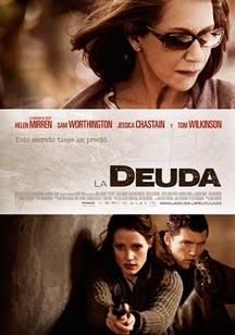 critica la deuda  La Deuda critica la deuda  Cine Fantástico, cine de terror y cine independiente critica la deuda