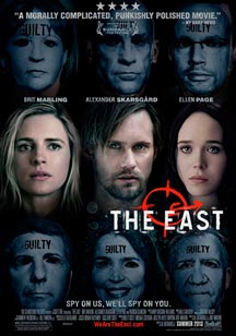 critica the east the east thriller