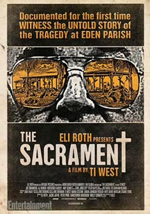 critica the sacrament