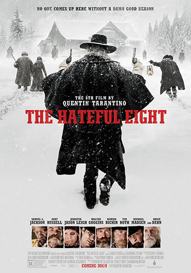 los odiosos ocho the hateful eight poster odiosos ocho