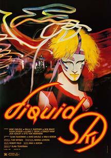 liquid sky poster critica destacado liquid sky Liquid Sky liquid sky poster critica destacado