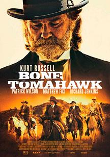 bone tomahawk poster destacada bone tomahawk Bone Tomahawk bone tomahawk poster destacada