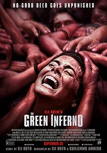 the green inferno poster destacada