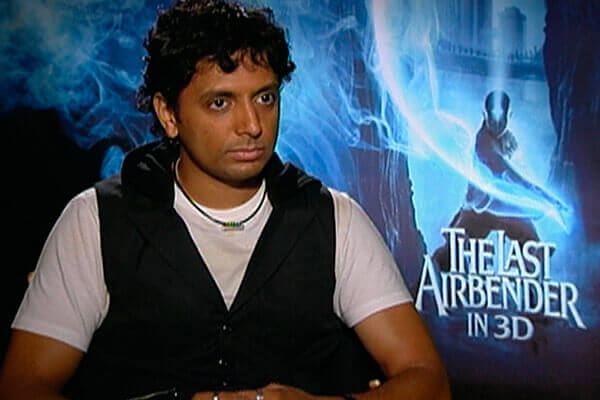 M Night Shyamalan the last airbender m. night shyamalan